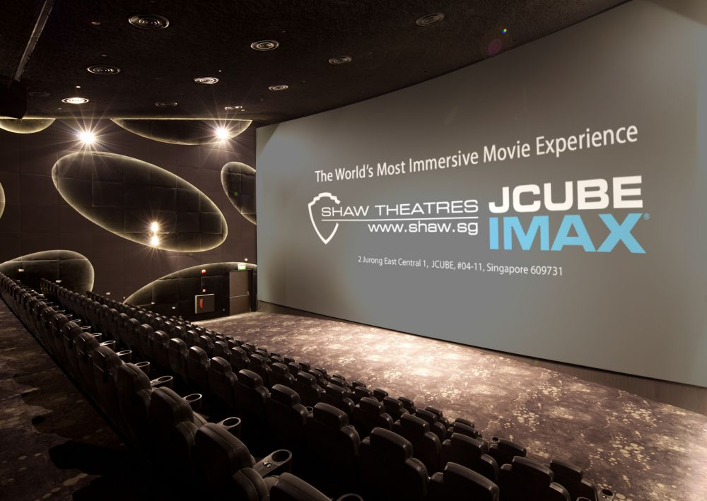 $23 Movie Package or $5 off IMAX Tickets