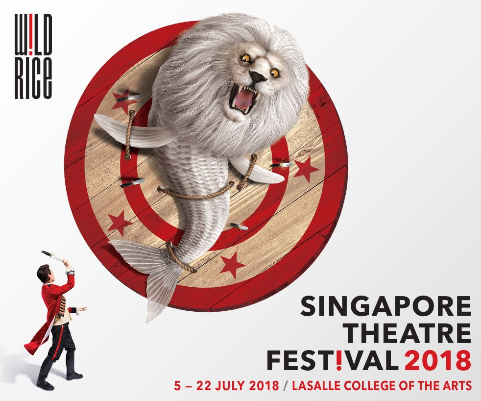 Enjoy 10% OFF Singapore Theatre Festival 2018
