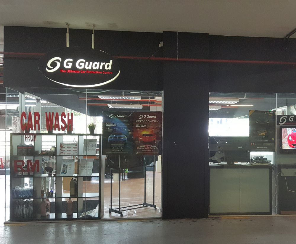 G Guard The Ultimate Car Protection Centre