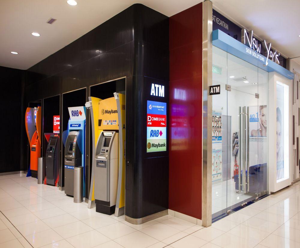 ATM - MBB, RHB &