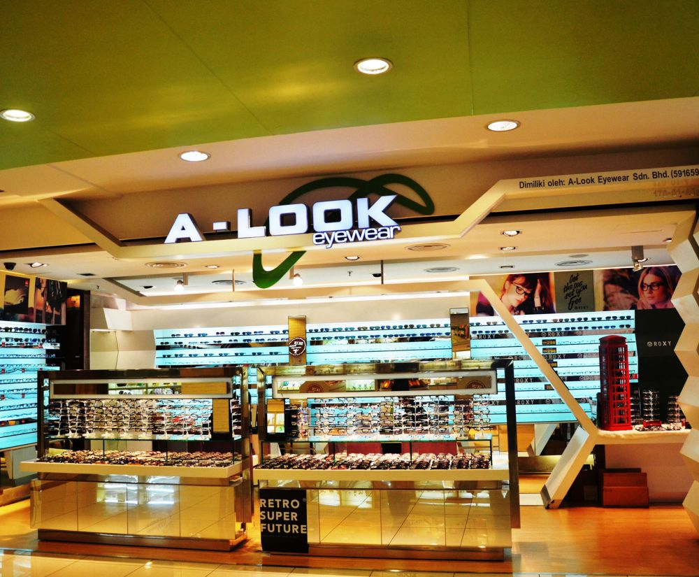 A-LOOK EYEWEAR & SEEN