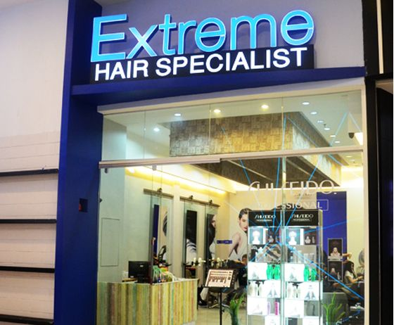 EXTREME HAIR SALOON