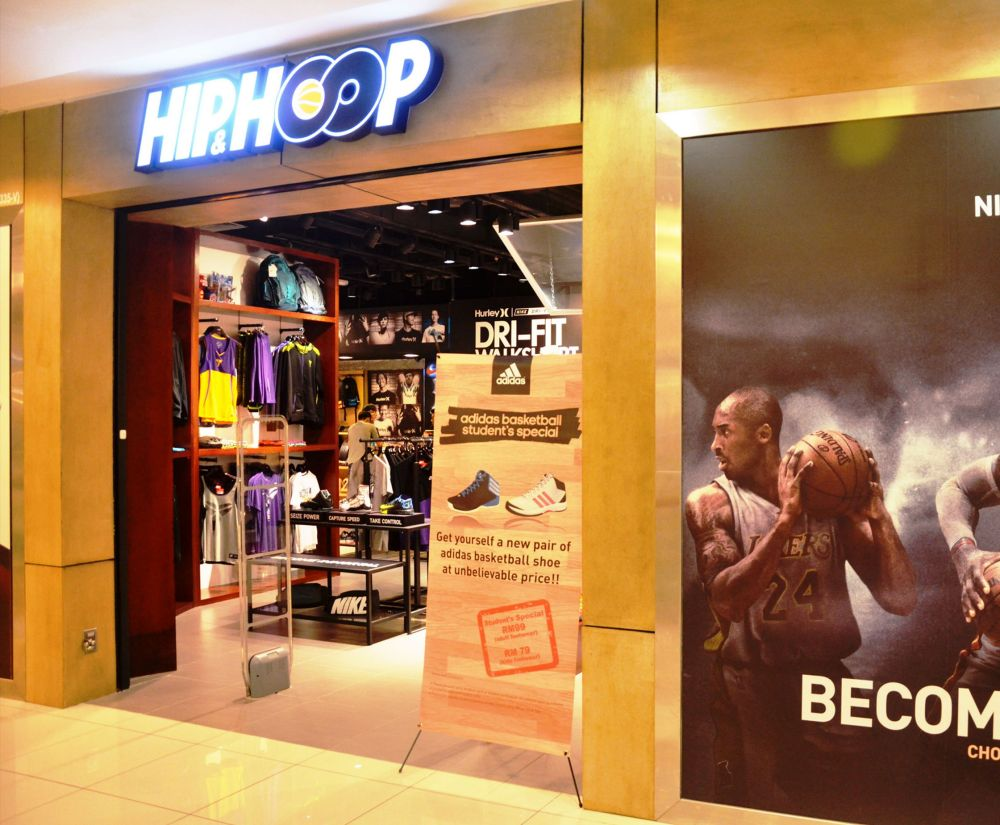 2ee98727146c HIP & HOOP and HURLEY | Sporting Goods | Lifestyle | Gurney Plaza