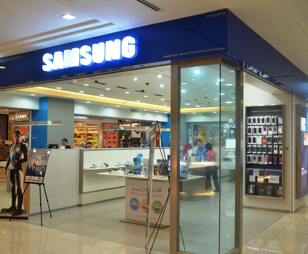 SAMSUNG CONCEPT STORE