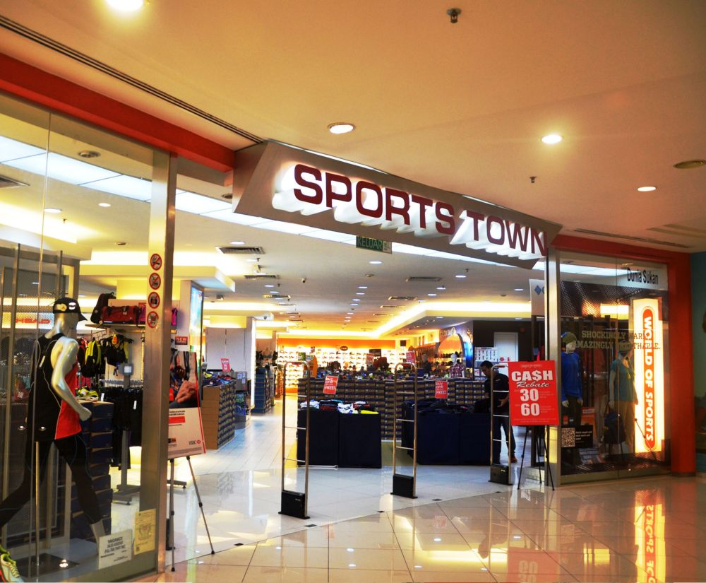SPORTS TOWN
