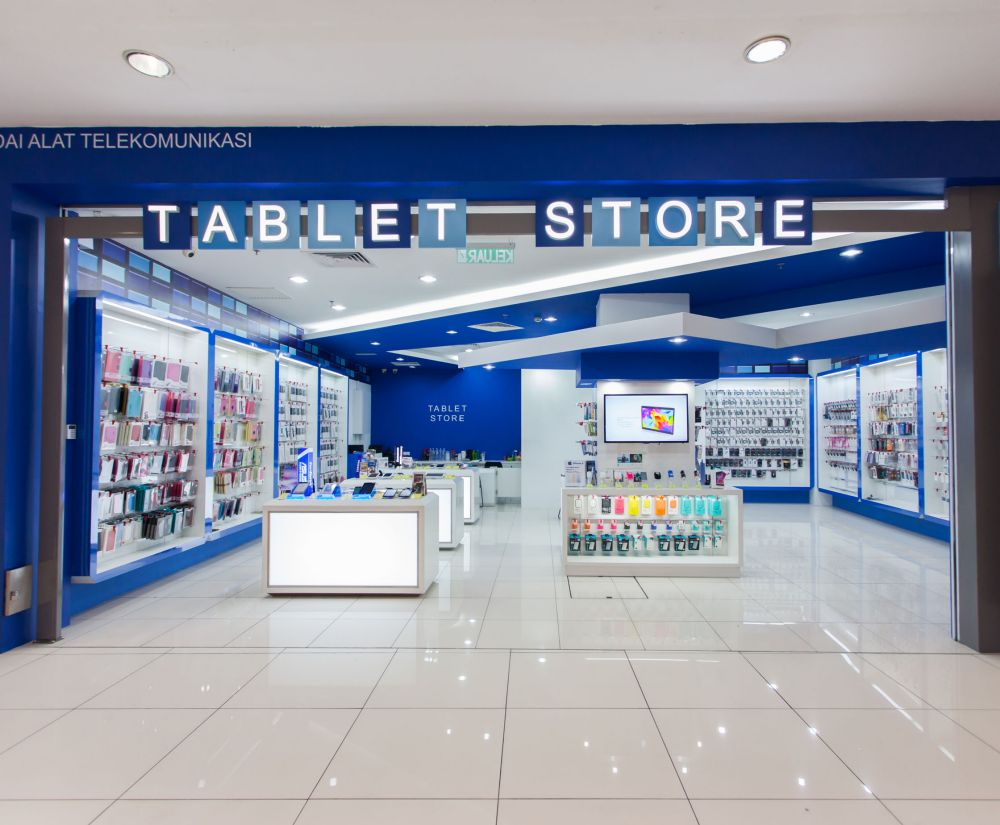Tablet Store
