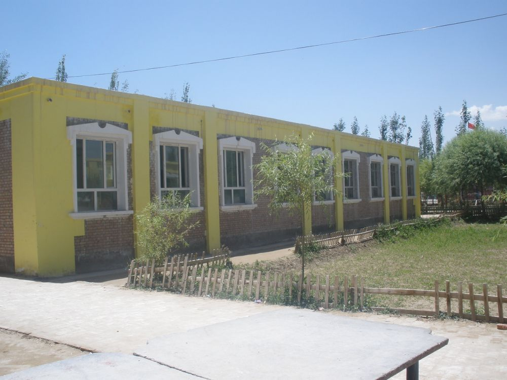 CapitaLand Tushala Hope School, Xinjiang