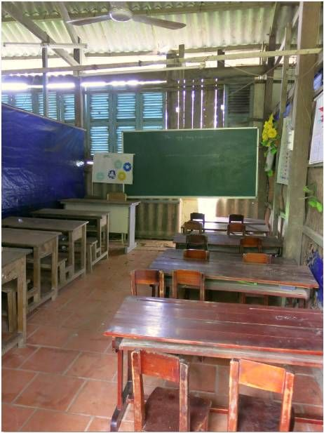 CapitaLand Thạnh Phuoc Primary Hope School, Ho Chi Minh City