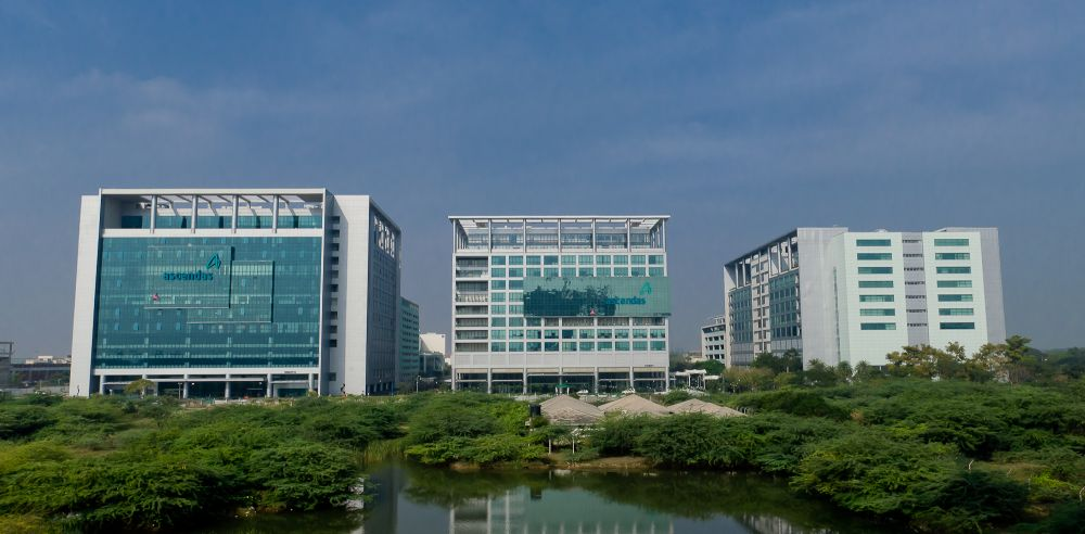 International Tech Park Chennai, Taramani
