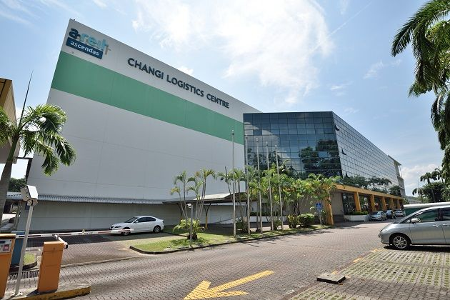 Changi Logistics Centre