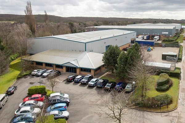Unit 20 Wellesbourne Distribution Park