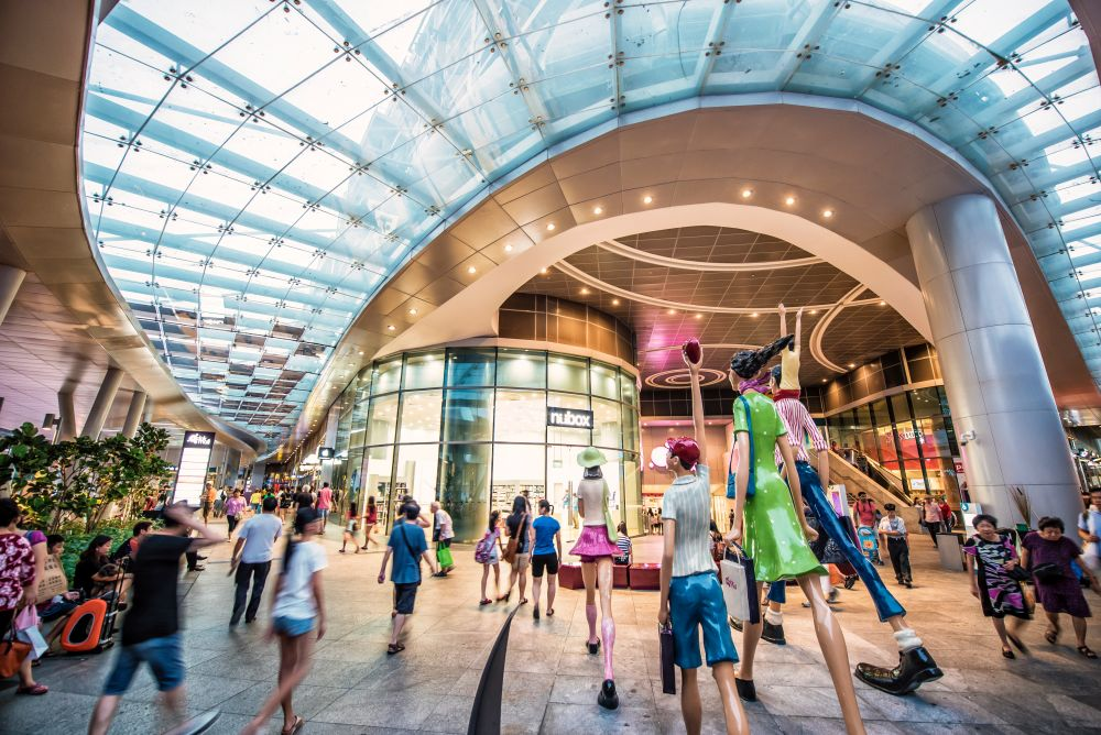 Bedok Mall Capitaland