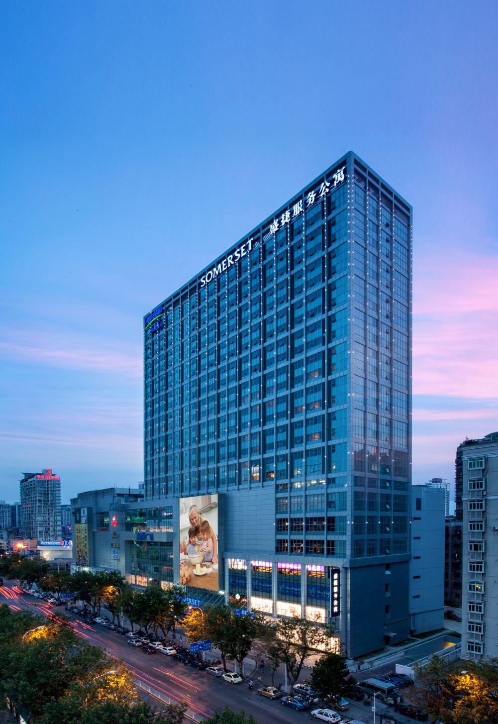武汉馨乐庭酒店_武汉馨乐庭沌口服务公寓 | 凯德官网
