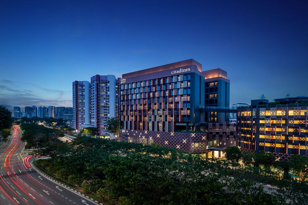 Citadines Rochor Singapore