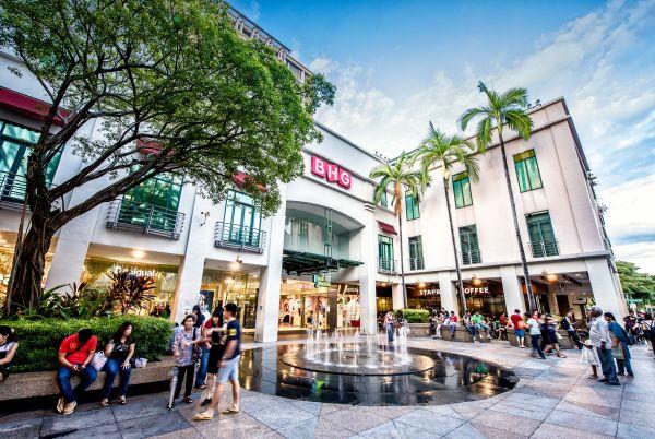 Bugis Junction   CapitaLand Malls