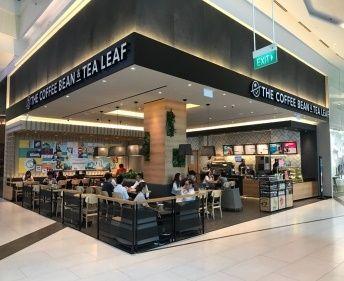 The Coffee Bean Tea Leaf Cafe Dessert Bar Food Beverage Jcube