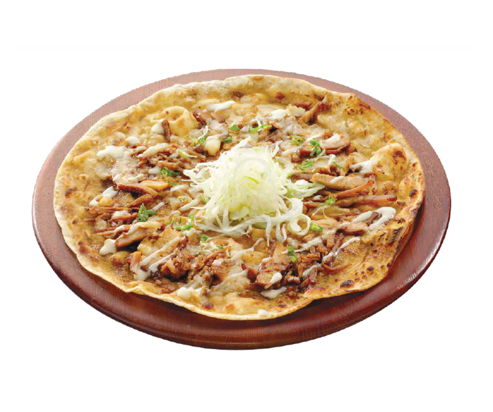 $1 Wafu Pizza with min. spend of $50 (U.P. $12.90) at WATAMI JAPANESE DINING (01-33)