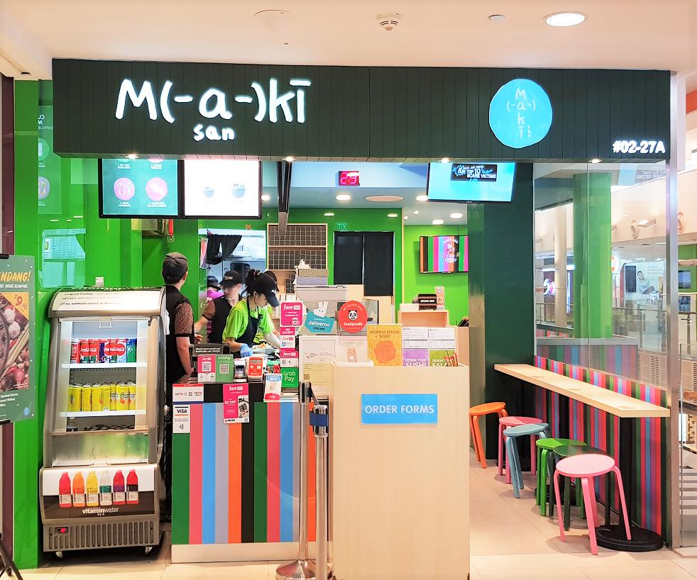 Maki-San | Japanese Cuisine | Restaurant | Food & Beverage | Junction 8