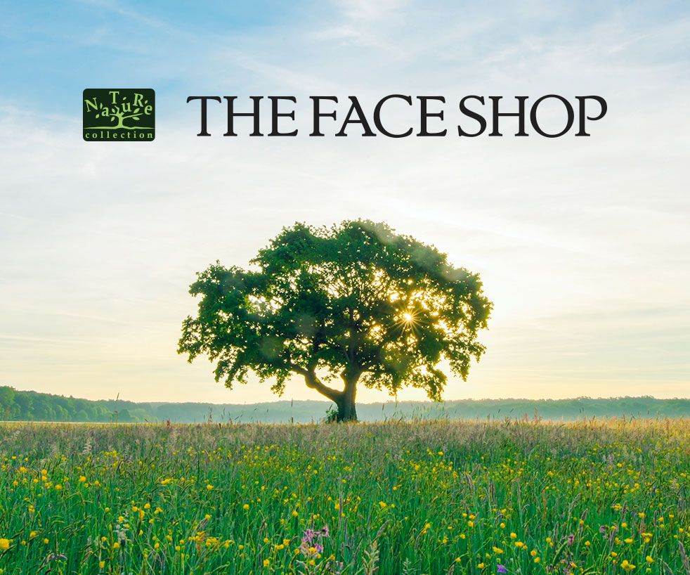 THEFACESHOP - Nature Collection