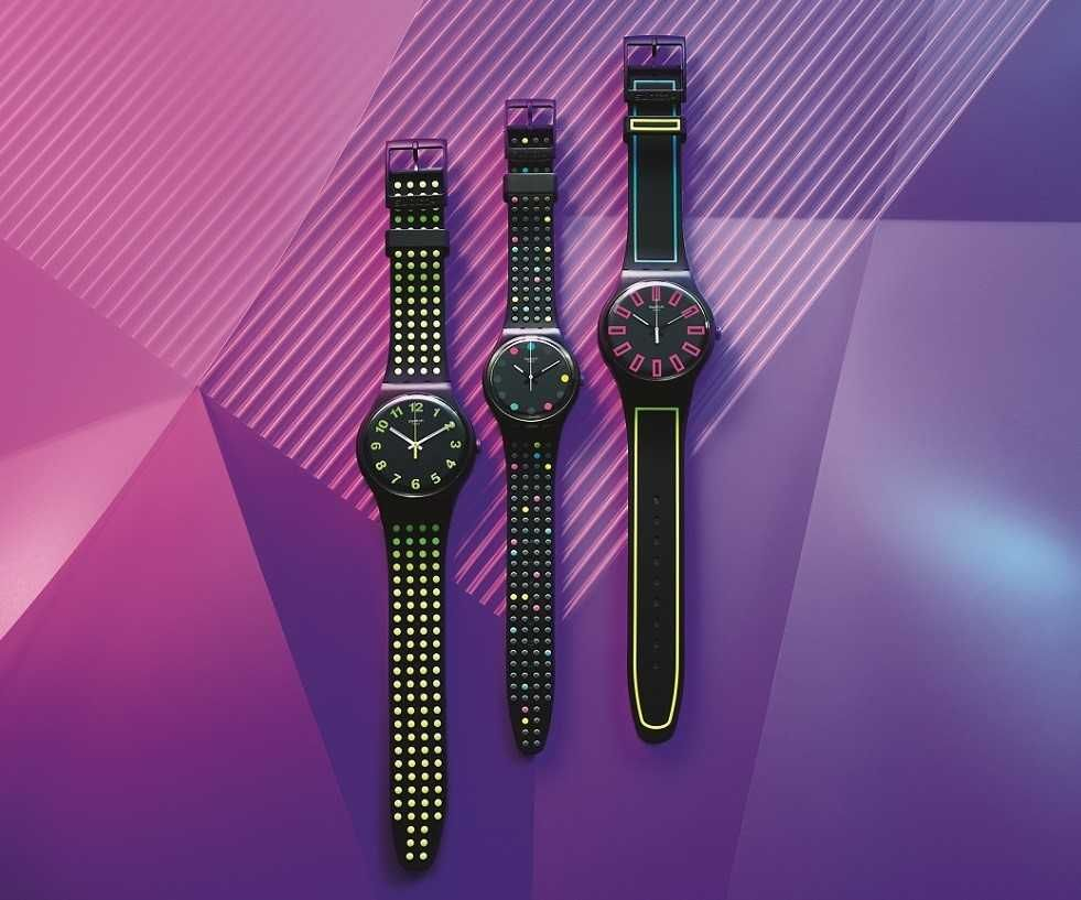 Swatch New Collection – Swatch Vibes