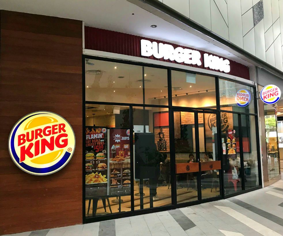 10 e-coupons from Burger King: Save up to .3 till 31 December 2020
