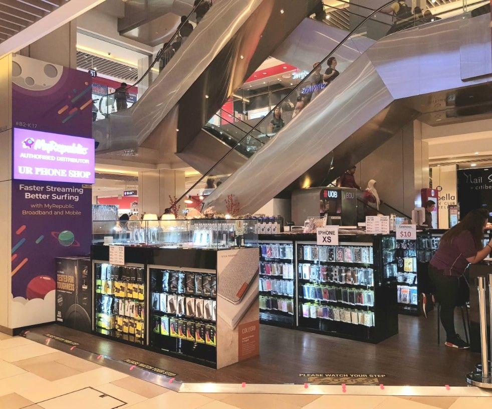 UR PHONE SHOP | Electronics & Technology | Bedok Mall