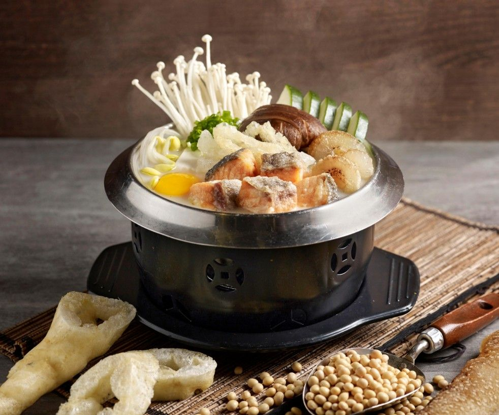 The new Omega Collagen Booster Duyu Hot Pot by Seoul Garden Hotpot