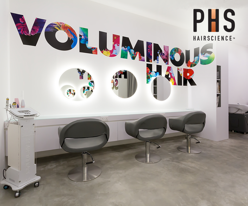 PHS HAIRSCIENCE® Advanced Scalp Repair Therapy (worth $328)