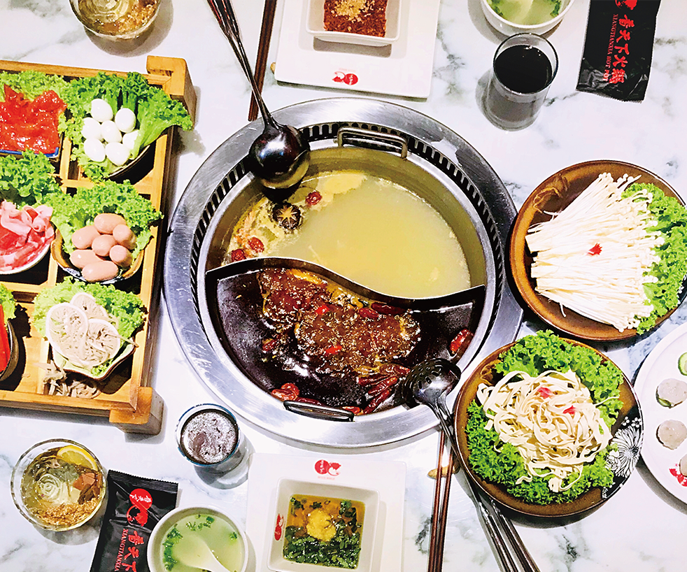 Xiangtianxia Hot Pot Lunch Set at $59.90