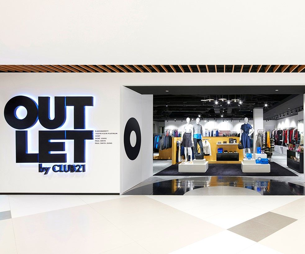 Outlet by Club 21