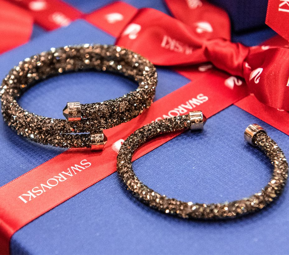 SWAROVSKI   Jewellery & Watches   Fashion   Tampines Mall