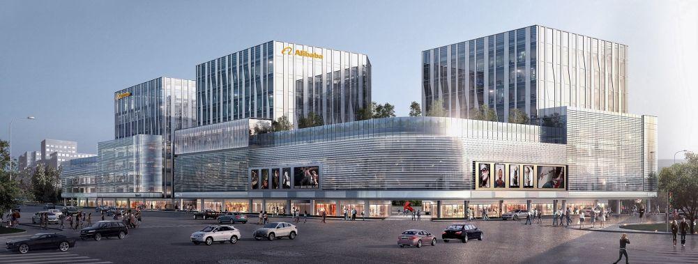 CapitaLand to manage Alibaba's Shanghai headquarters and