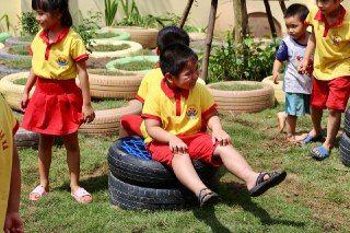 CapitaLand codevelops its first kindergarten - CapitaLand Le