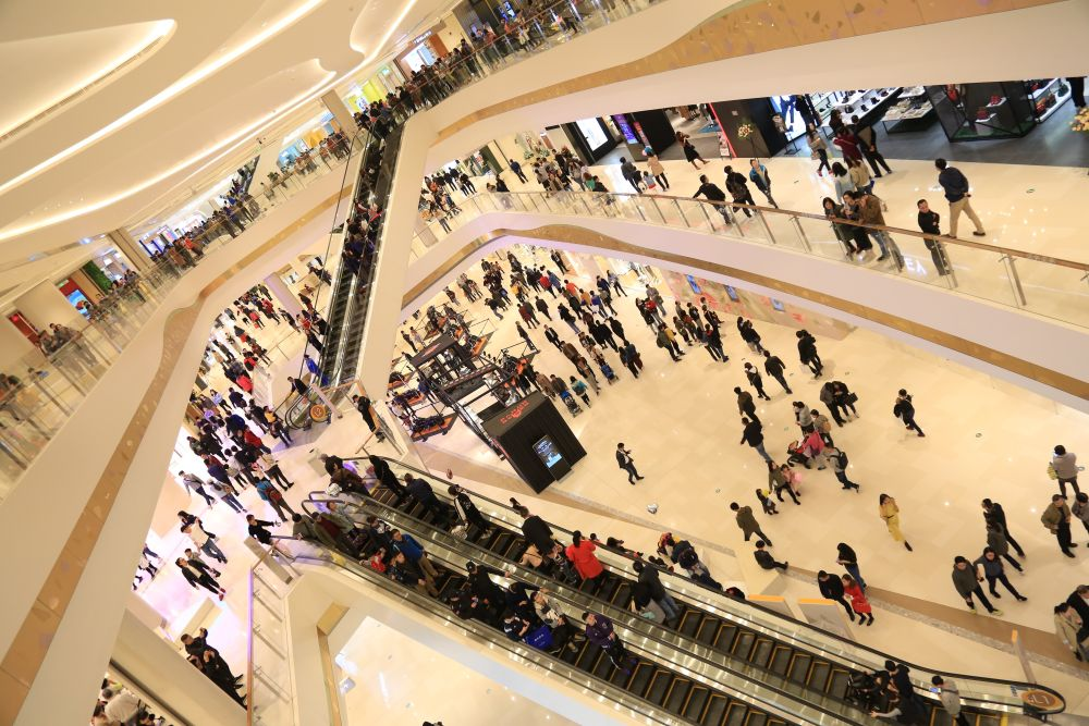 "Suzhou Center Mall named ""Best New Shopping Centre"" at"