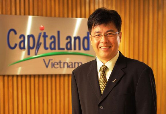 CEO, CapitaLand Vietnam, Mr Chen Lian Pang, is one who believes in embracing all the adventures life has to offer