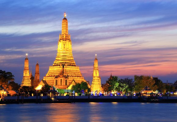 Bangkok is a city with something for everyone – whether it is a metropolitan experience, ancient relics or high adventure
