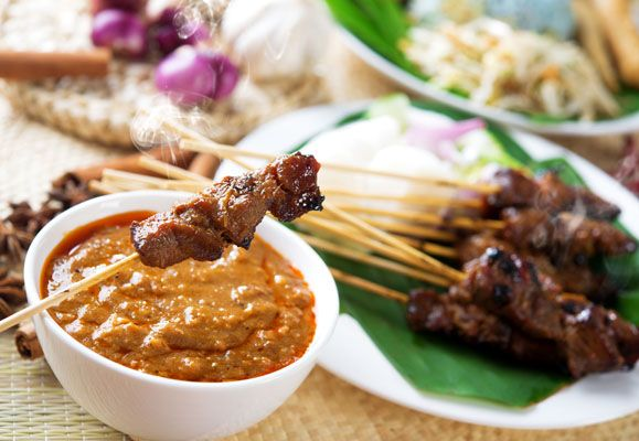 Malaysia's capital city, Kuala Lumpur, has an amazing selection of Malaysian food that will let you have a taste of the cuisines of the country