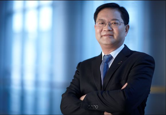 Chief Financial Officer, CapitaLand China, Mr Steve Gong, may work with millions of dollars every day, but he is a man who is used to the simple things in life, like a home-cooked meal