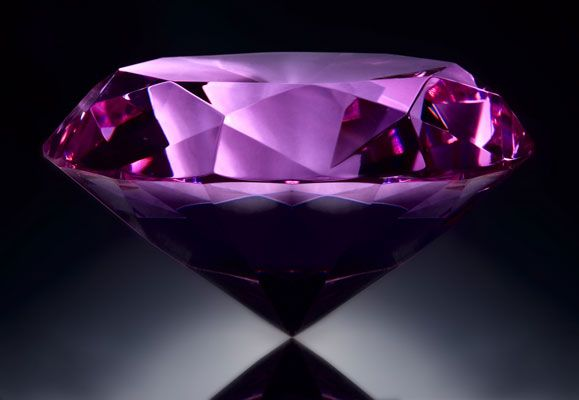 Be it diamonds, sapphires or rubies, it all boils down to brilliance - how the stone is cut to get as much light as possible to return back up, through the top of the stone to your eye