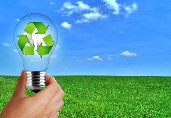 Before you toss that used light bulb into the bin, stop and think because almost every part of it can be made into something new and usable