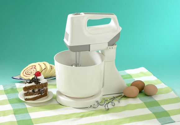 Forget whisking by hand, embrace technology and pick from any number of electric cake mixers to make your baking dreams come true