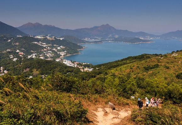 Hong Kong has several trails of varying difficulties to cater to adventure-seekers of every fitness level