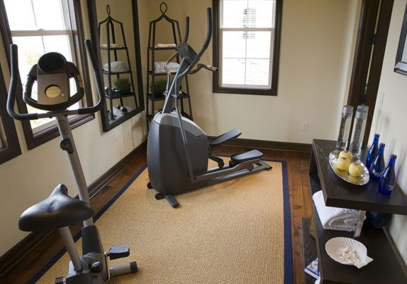 With a little planning and sound advice, home gyms need not take up a chunk of your space