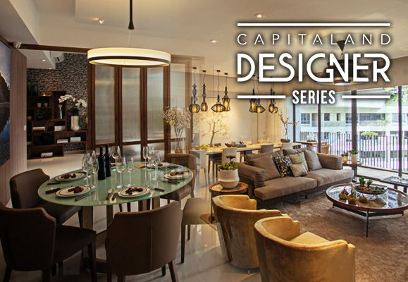 living out designer dreams | capitaland