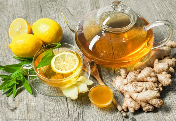 From ginger to honey, Nature provides a storehouse of quick cures for common ailments