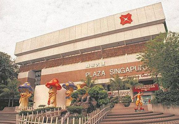 Plaza Singapura, Singapore's oldest mall, has kept up with the times; When the mall opened in 1974, it was the country's first multi-storey shopping mall
