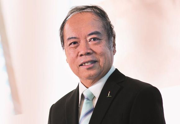 Head of Corporate Security at CapitaLand, Mr Lim Soo Gee, marks his 50th year in a career dedicated to keeping Singapore safe