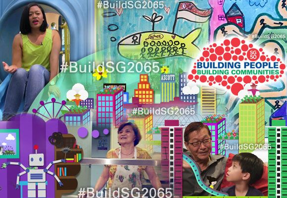 CapitaLand's #BuildSG2065 initiative is inviting Singaporeans to share their ideas of what Singapore's built environment will look like in 50 years' time