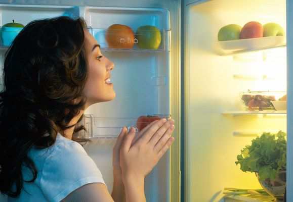 Freezer on top, below or at the side; two doors or many doors; fridges that dispense water and ice; fridges that keep track of your groceries