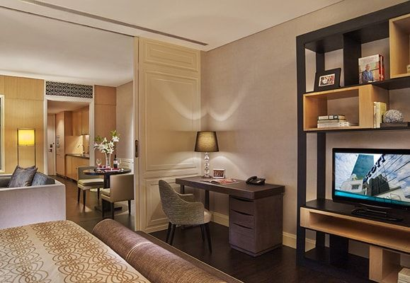 The Ascott Raffles Place Singapore - offering guests a luxurious home away from home experience in a heritage building
